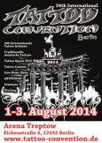 (c) Tattooconvention Berlin / tcb_plakat_2014 / Zum Vergrößern auf das Bild klicken
