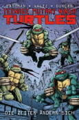(C) Panini Comics / Teenage Mutant Ninja Turtles 1 / Zum Vergrößern auf das Bild klicken