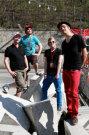 TOS (c) Coca-Cola Soundwave Discovery Tour 2009 / Zum Vergrößern auf das Bild klicken