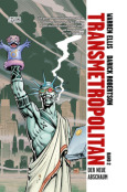 (C) Panini Comics / Transmetropolitan 2 / Zum Vergrößern auf das Bild klicken