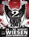 2 DAYS A WEEK (c) Wiesen Event GmbH / Zum Vergrößern auf das Bild klicken