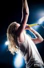 UNDEROATH (c) mck-photography / Zum Vergrößern auf das Bild klicken