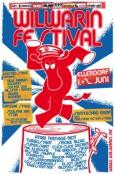 (C) Wilwarin Festival / Wilwarin Festival 2012 Flyer / Zum Vergrößern auf das Bild klicken