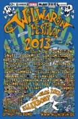 (C) Wilwarin Festival / Wilwarin Festival 2013 Flyer / Zum Vergrößern auf das Bild klicken