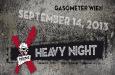 (C) Xtreme Heavy Night / Xtreme Heavy Night 2013 Logo / Zum Vergrößern auf das Bild klicken